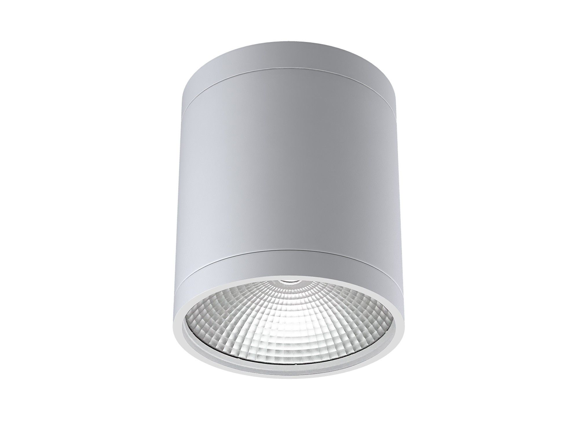 Alcon Lighting 11235 Dir Pavo Architectural Led 4 Inch Round Cylinder Surface Ceiling Mount Direct Down Light Fixture