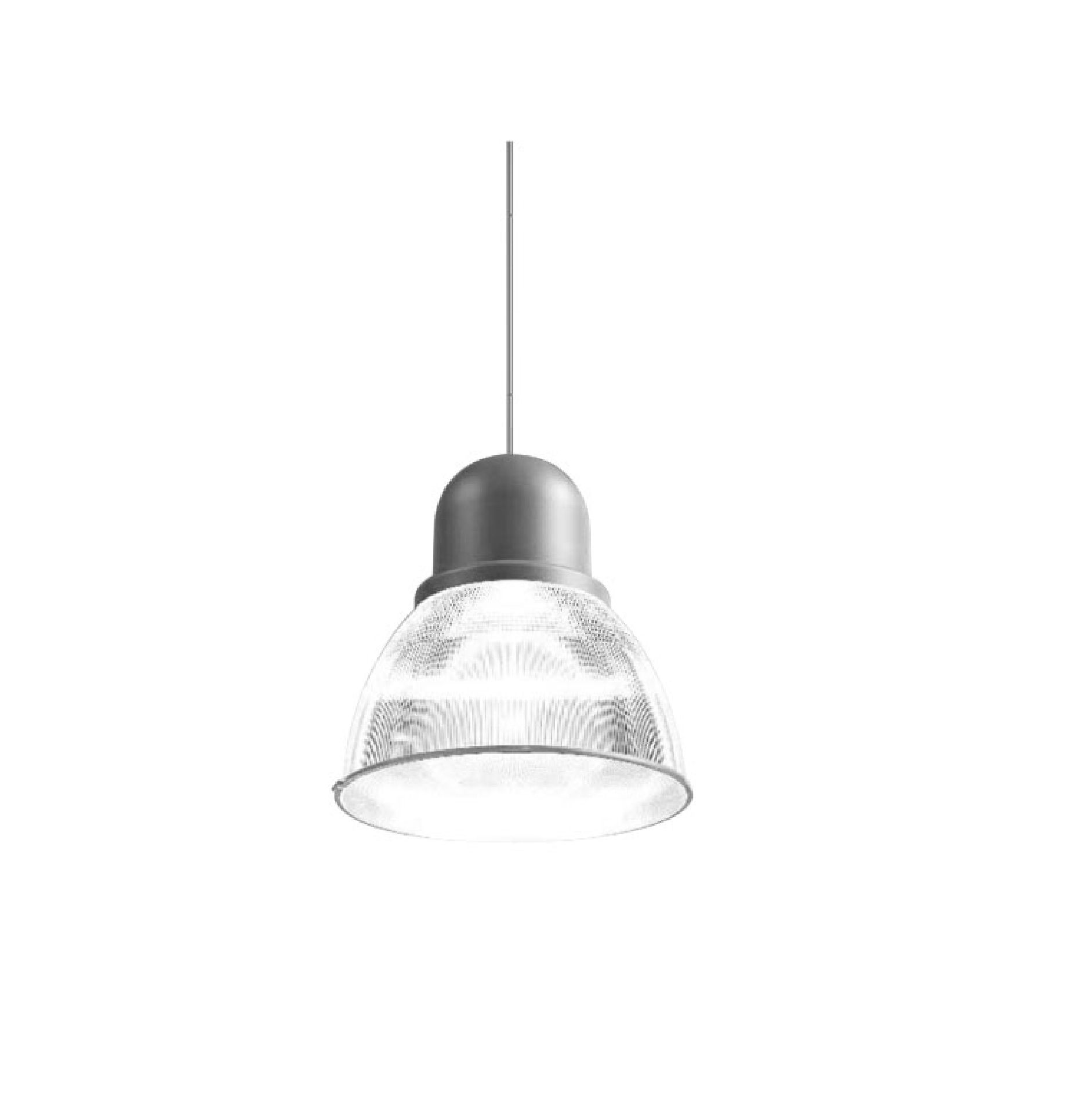 Alcon Lighting 15204 Hudson Architectural Round High Bay Pendant Fixture For Commercial Or Warehouse Lications