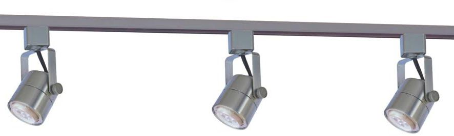 Alcon Lighting 13110 3 Bella Mini Cylinder Adjule Architectural Led Track Light Fixture Kit