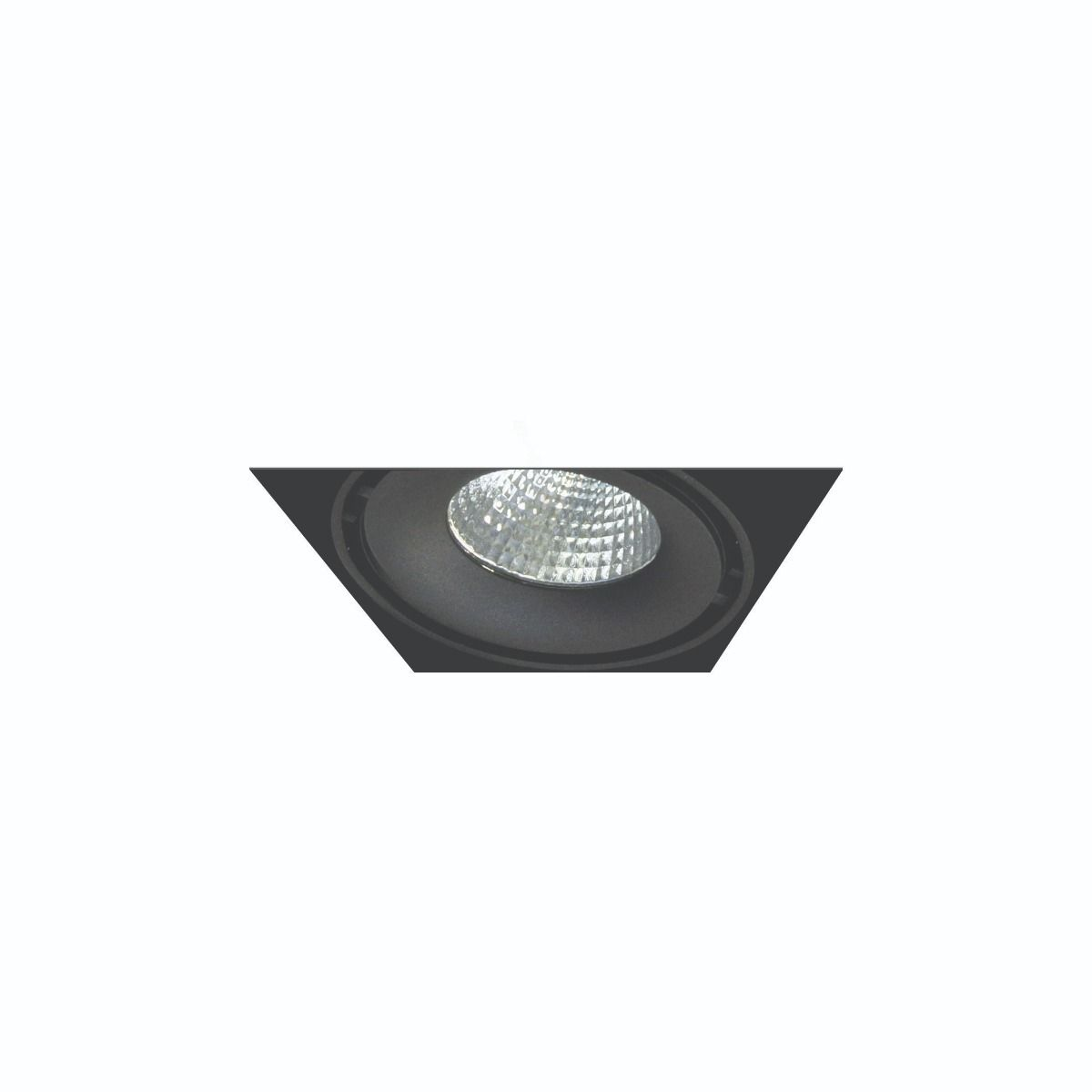 watch 2e0d5 82b2b Alcon Lighting 14026-1 Oculare Architectural LED Trimless Adjustable 1 Head  Multiple Recessed Lighting System Direct Down Fixture