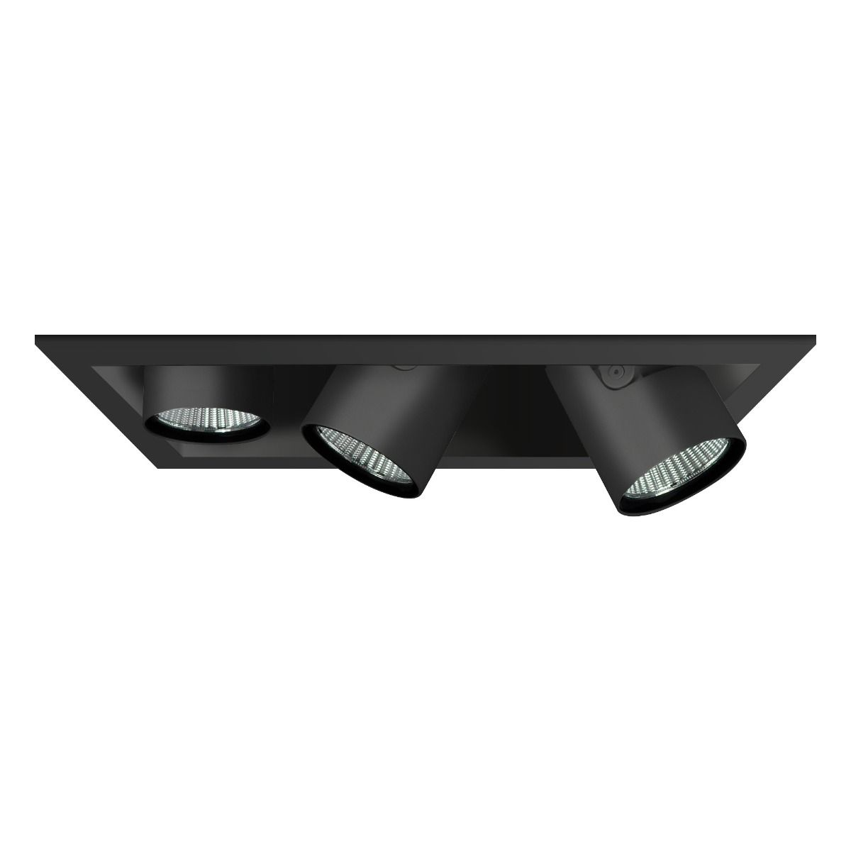 Alcon Lighting 14113 3 Oculare Pull Down Architectural Led Trimless And D Adjule Heads Multiple Recessed System Direct