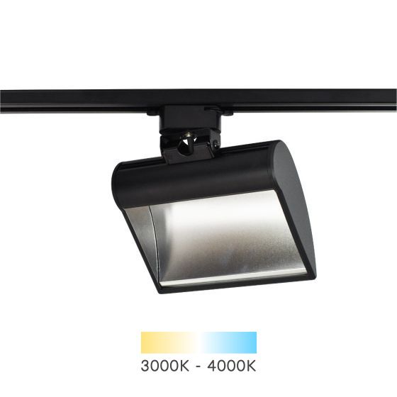 Alcon Lighting 13252 Metropolitan Architectural Led Track Wall Wash Indirect Light Fixture