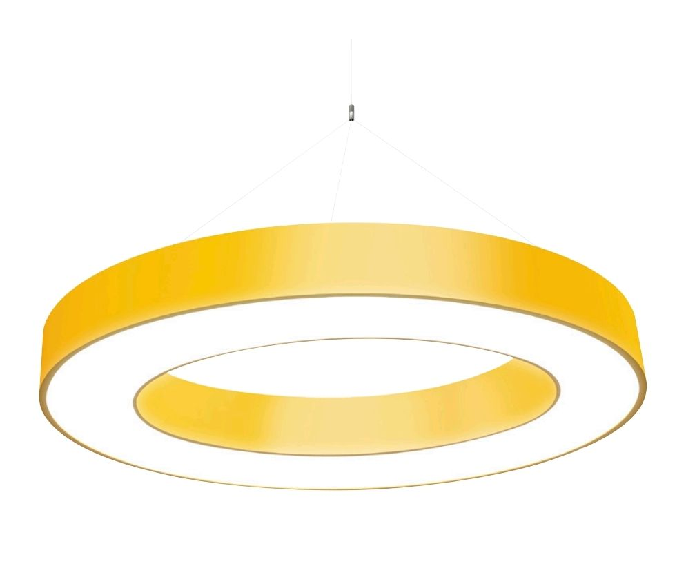 Prudential Lighting O Led Ring Pendant Light Fixture