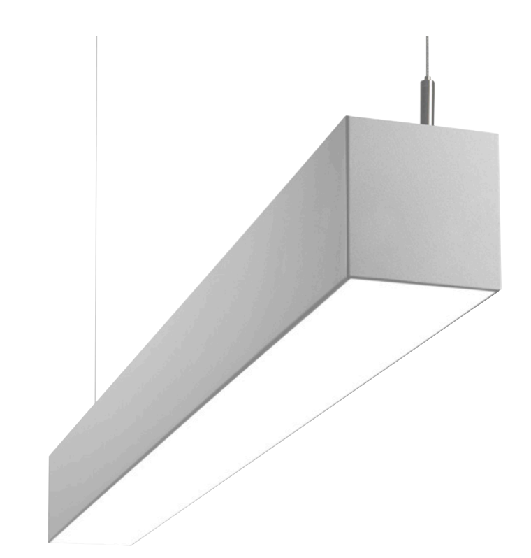 Prudential Lighting P40 Led Linear Suspension Light