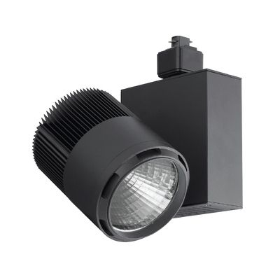 Prescolite Aktmled 45w Led Track Head Dimmable Ideal For A Variety Of Retail Lighting Lications
