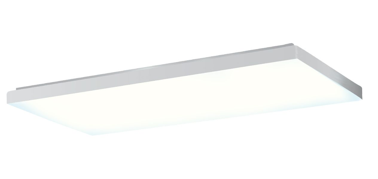 Alcon Lighting 11109 9 Sleek Architectural Commercial Grade Led 4 Foot Regressed Surface Mount Wraparound Light Fixture