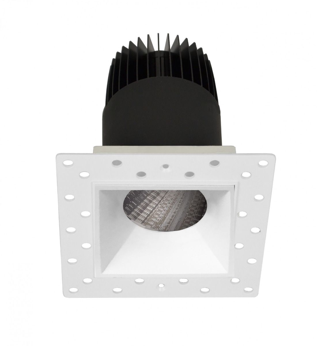 Alcon Lighting 14073 Ww Illusione 2 5 Inch Architectural Led Square Trimless Recessed Wall Wash Light Fixture