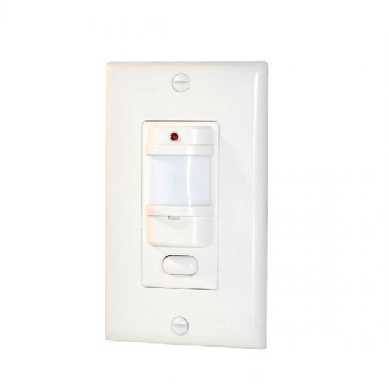 Image 1 of RAB LOS1000W Smart Switch with Occupancy Sensor