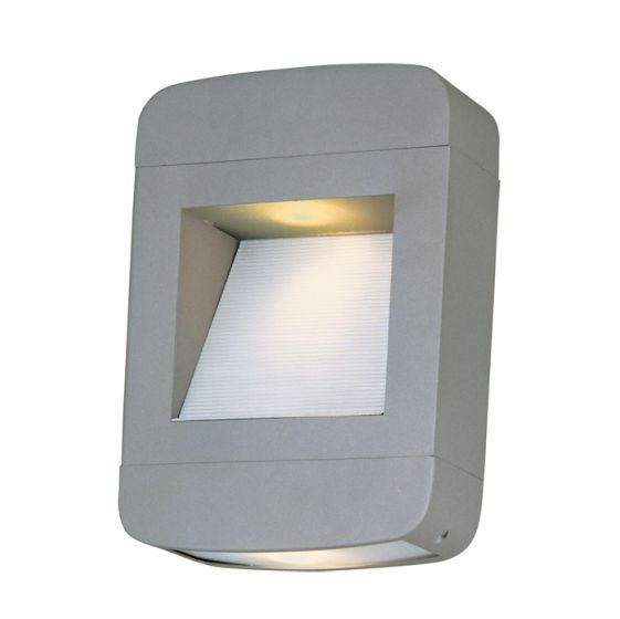Image 1 of Maxim Lighting 88250PL Optic 2-Light LED Outdoor Wall Sconce