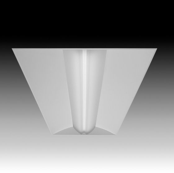 Image 1 of Focal Point Lighting FAR24 Aerion 2x4 Architectural Recessed Fluorescent Fixture