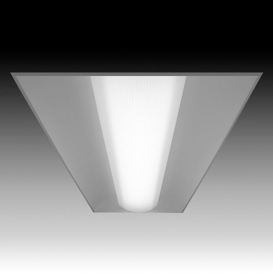 Image 1 of Focal Point Lighting FMA2-24 Apollo 2x4 Architectural Recessed Fluorescent Fixture