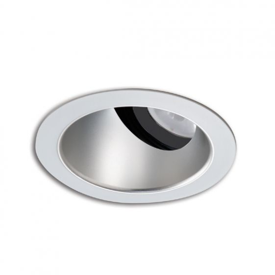 Image 1 of Amerlux Evoke 6 Inch LED Recessed Light Fixture Trim and Housing Kit E6RA