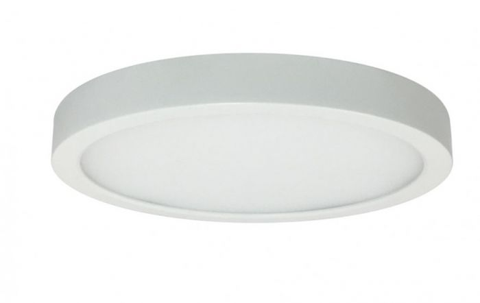 Alcon Lighting 11170-7 Disk Architectural LED 7 Inch Round Surface Mount Direct Down Light