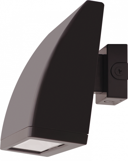 Image 1 of RAB 104 Watt LED Architectural Outdoor Wall Pack Fixture