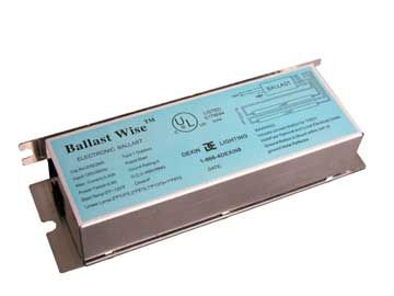 2 Lamp F 13 T5 Ballast Ballastwise Electronic  for Linear Lamp: 2*F13T5, 2*F8T5, 1*F13T5, 1*F8T5