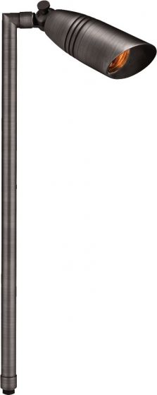 Image 1 of Alcon Lighting 9107 Mabel Landscape Architectural LED 24 Inch Low Voltage Path Light