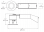 Image 4 of RAB RDLED2R8-20YY-TB - 2 Inch Round Remodel LED Recessed Light - Black Trim - 2700K