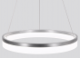 Image 3 of Alcon Lighting 12272-1 Redondo Architectural LED 1 Tier Ring Direct Downlight Chandelier Light