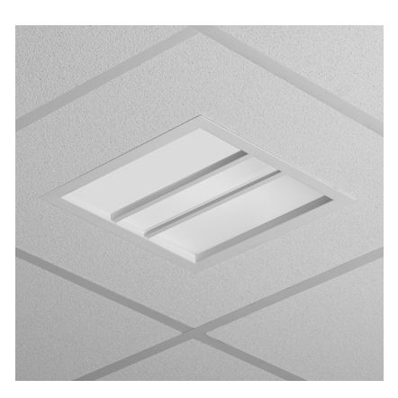 Image 1 of Finelite HPR High Performance Recessed LED 1x1 Recessed Light HPR-A-1x1