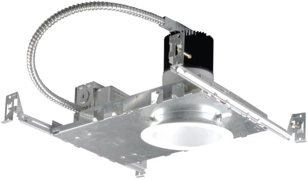 Alcon Lighting 14086-4 Lumino Commercial LED 4 Inch New Construction Recessed Direct Down Light