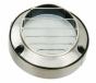 Alcon Lighting 9206-S Plancha Architectural LED Low Voltage Step Light Surface Mount Fixture