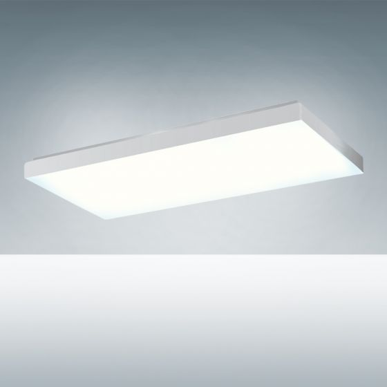 Alcon Lighting 11109-9 Sleek Architectural Commercial Grade LED 4 Foot Regressed Surface Mount Wraparound Light Fixture