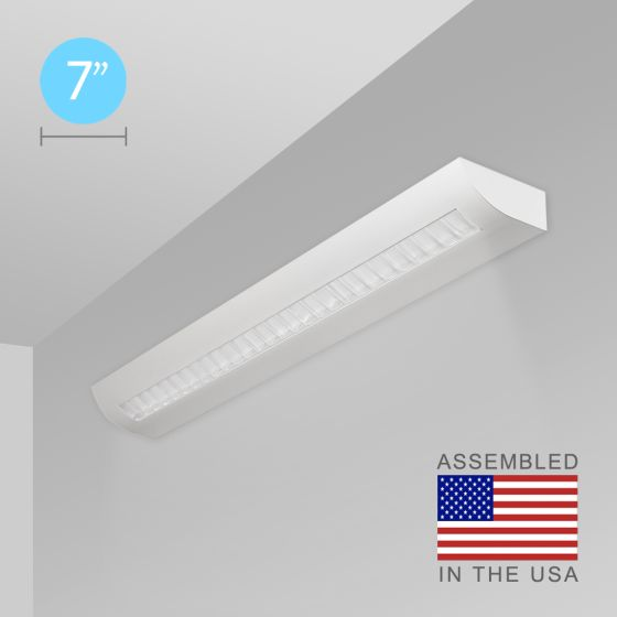 Alcon Lighting 11112 Watson Architectural LED Modern Linear Wall Mount Direct/Indirect Light Fixture
