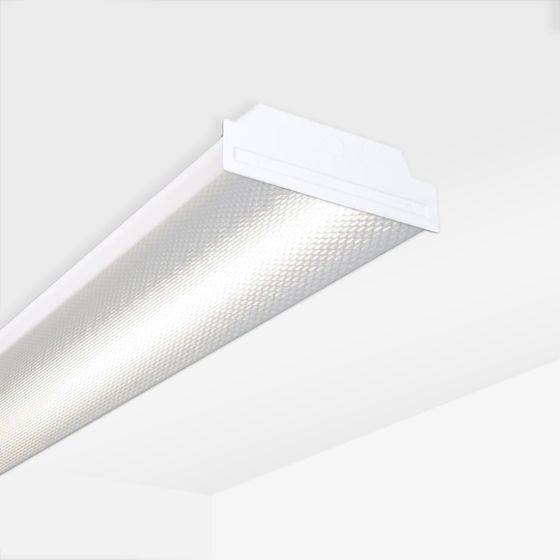 Alcon 11136 RFT Linear Surface-Mounted Ceiling Wraparound Light