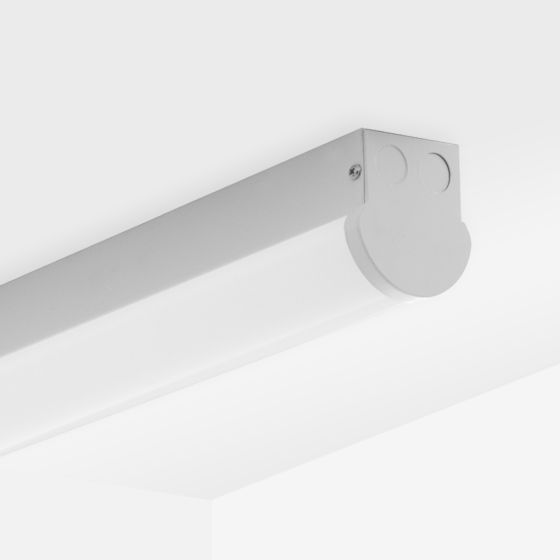 Alcon 11163 Chela Surface-Mounted LED Linear Ceiling Light