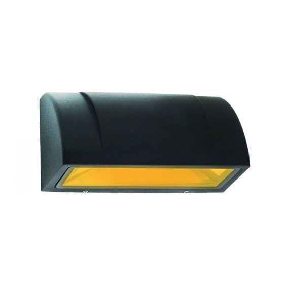 Alcon Lighting 11241-C Turtle Friendly Dark Sky Architectural Amber LED Wall Mount Light Fixture
