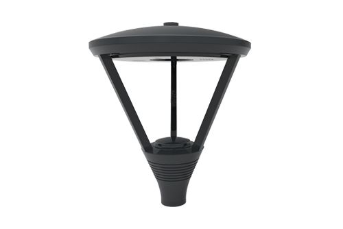 Alcon Lighting 11407 Luka Architectural LED Post Top Light Fixture