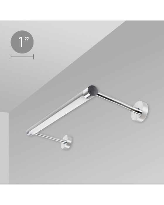 Alcon 11703 Indoor Adjustable Wall Art and Sign Light