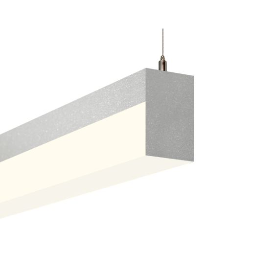 Alcon 12100-8-P Slim Linear LED Pendant Light