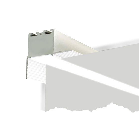 Alcon 12100-10-PR Linear Recessed Wall Wash Perimeter LED Light