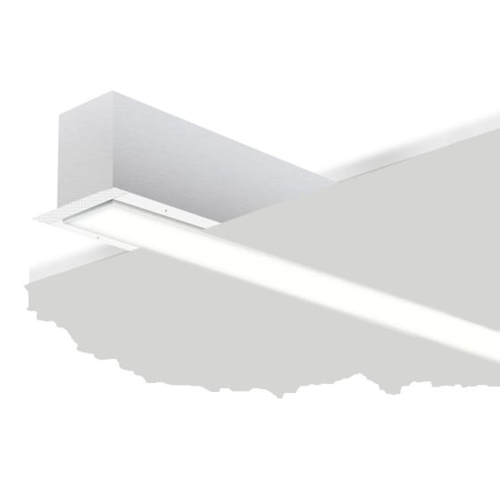 Alcon 12100-15-R Recessed Linear Trimless LED Light