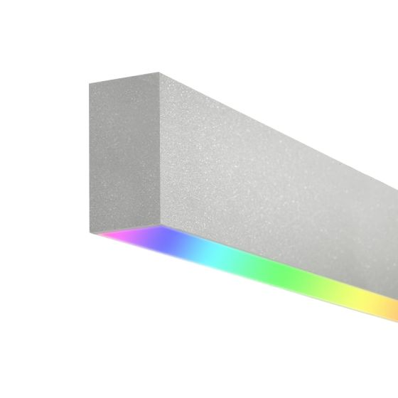 Alcon 12100-20-RGBW-S Linear Surface Color-Changing Slim LED Light