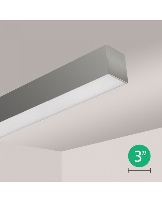 Alcon 12100-33-S Continuum 33 LED Linear Surface