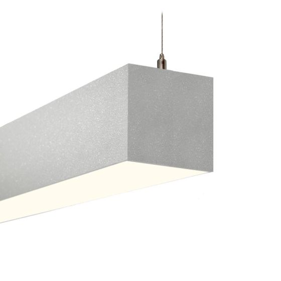 Alcon 12100-40-P Linear Pendant-Mount LED Light