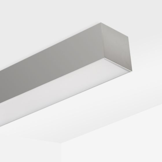 Alcon 12100-66-S Linear Surface-Mount LED Downlight