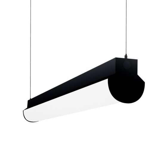 Alcon 12122 Lombardy Industrial Commercial-Grade LED Pendant