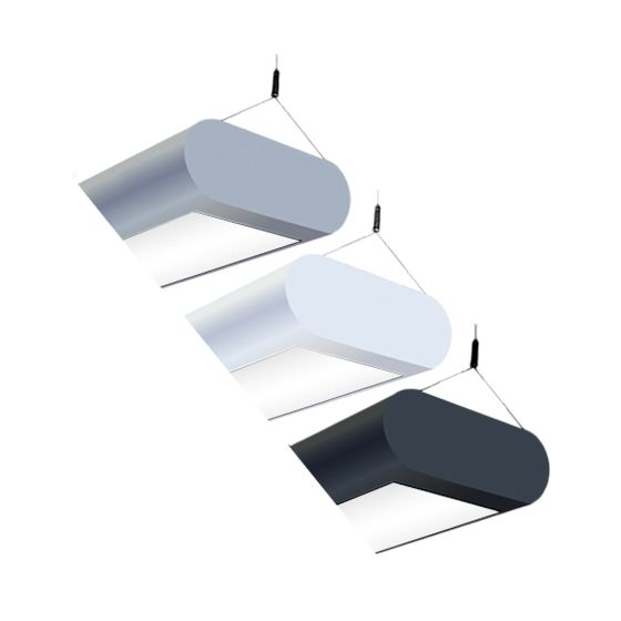 Alcon 12146-P Capsule Architectural LED Pendant Light