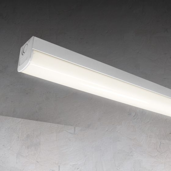 Alcon 12185-S Vela Linear Surface-Mount LED Downlight Strip