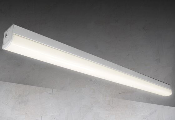 Alcon Lighting 12185 Vela Surface Mount Architectural LED Linear Direct Down Light Strip with Color Temperature Switch