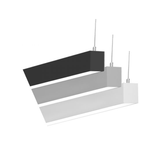 Alcon 12200-4-P RFT LED Linear Suspended Pendant Mount Light