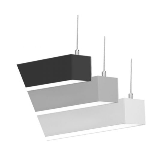 Alcon 12200-6-P RFT LED Linear Suspended Pendant Light