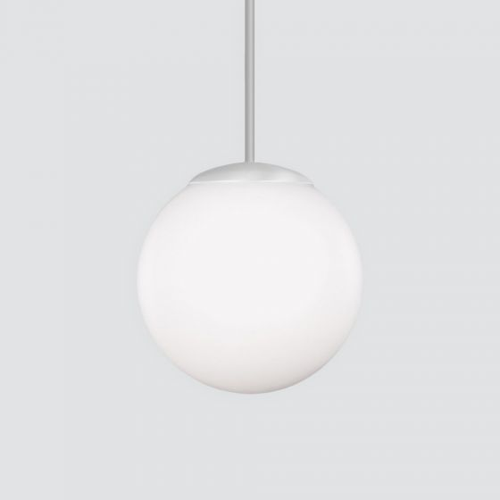 Alcon 12213 Suspended Glass Globe Pendant
