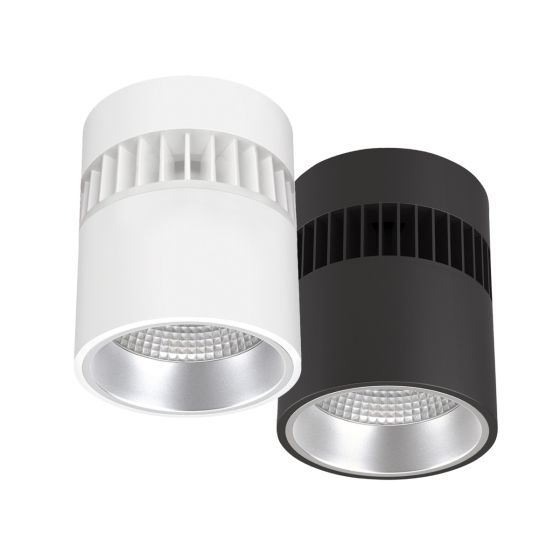 Alcon 12301-6 LED 6-Inch Surface or Suspended Cylinder Light