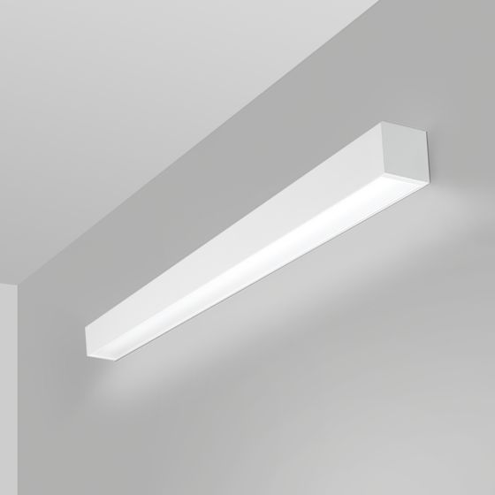 Alcon 12500-40-W Linear Antimicrobial LED Wall-Mounted Light