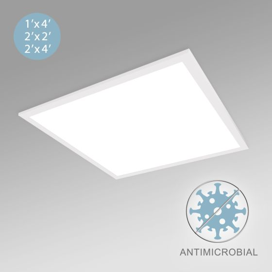 Alcon 12510 LED Antimicrobial Flat Panel