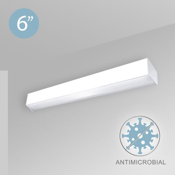 Alcon 12511-W LED Antimicrobial Wall Wrap